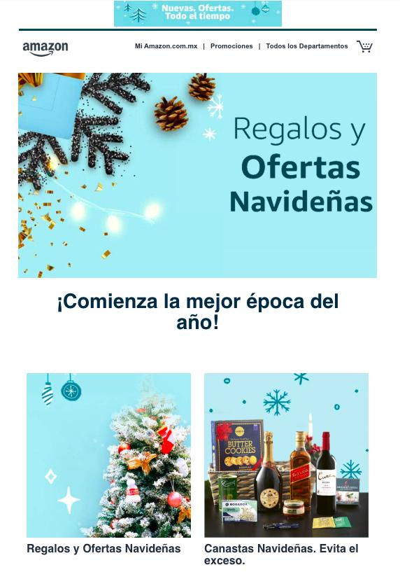 ejemplo de correo electronico para navidad 2