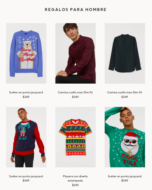 ejemplo de correo electronico para navidad 5