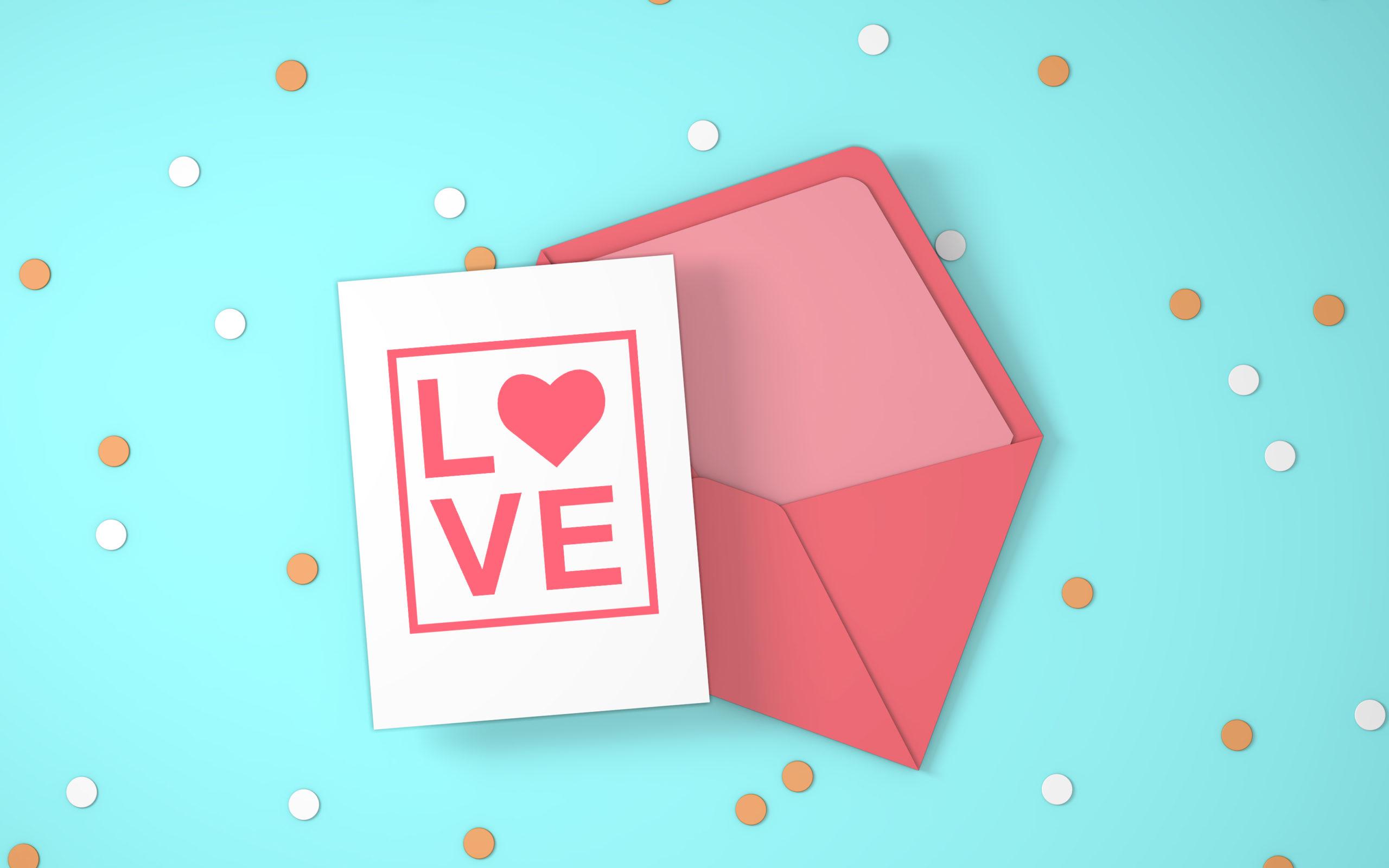 ejemplos correos electronicos san valentin